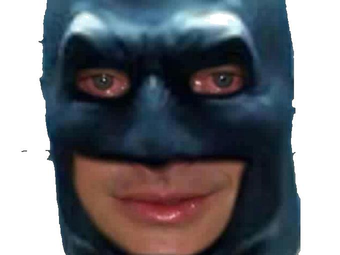 Sticker other batman signaleur snif weed