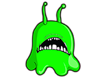 Sticker other twitch tv television stream emote emoticone brainslug