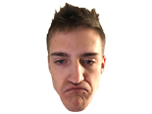 Sticker other twitch tv television stream emote emoticone ninjagrumpy