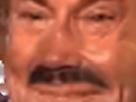 Sticker risitas jesus issou mix moustache zoom