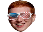 Sticker other twitch tv television stream emote emoticone partytime