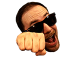 Sticker other twitch tv television stream emote emoticone poooound