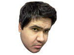 Sticker other twitch tv television stream emote emoticone toospicy