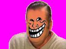 Sticker trollface issou troll troll issou trollissou