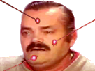 Sticker risitas sniper laser point rouge suicide suicidez le meurtre mort sueur