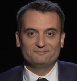 Sticker politic phillipot fn oui