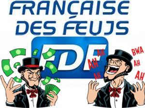 Sticker risitas francaise des jeux fdj juifs feujs fdf riche argent complot radin avare illuminati pouvoir