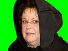 Sticker politic christine boutin parti chretien democrate inceste religion