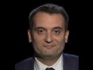 Sticker politic fn politique florian phillippot blaze sarcasme ironie moqueur