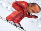 Sticker risitas ski hiver
