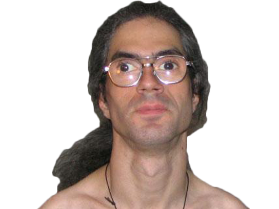 Sticker risitas violongay pedophile pervers lunette oeil