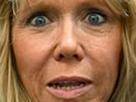 Sticker brigitte macron momie risitas politic femme cougar milf