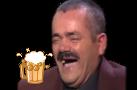 Sticker risitas jvc rire dent costard biere alcool alcolo a la tienne rsa