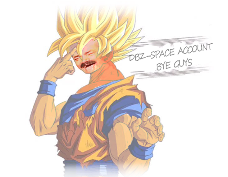Sticker dbz goku risitas