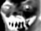 Sticker creepy risitas enfer peur horreur horrible zoom