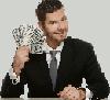 Sticker other homme monsieur costard cravate sourire billet dollar argent money main