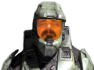 Sticker halo master chief spartan 117 robot convenant risitas