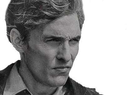 Sticker other rust zruster cohle