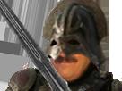 Sticker risitas lannister got chevalier epee