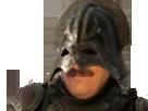 Sticker risitas lannister got chevalier