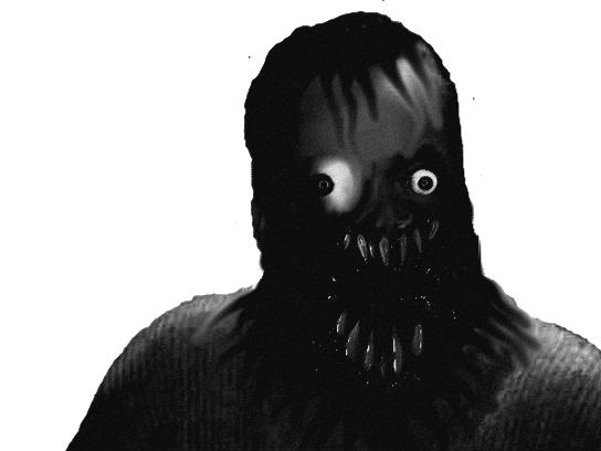 Sticker risitas issou creepy