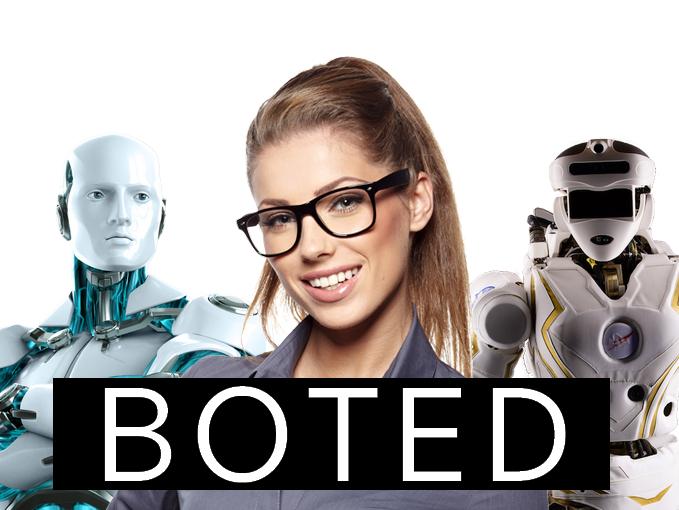 Sticker other bot boted blacked pron porn fille femme robot