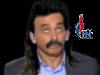 Sticker other eric zemmour chroniqueur journaliste ecrivain rtl onpc politic ben voyons non attendez perruque cheveux moustache beauf logo parti fn front national droite le pen
