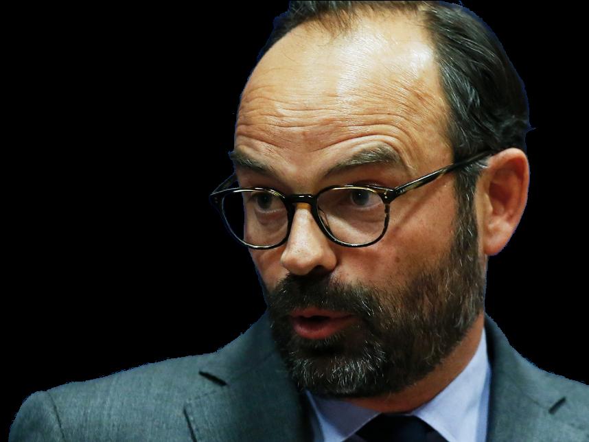 Sticker De Koalifications Sur Politic Edouard Philippe