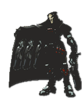 Sticker other overwatch reaper manteau