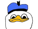 Sticker other dolan gooby dafuk what the fuck pls