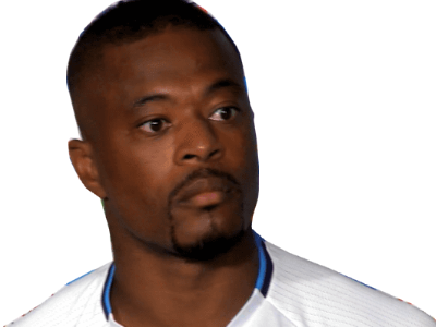 Sticker other evra foot om goal noir