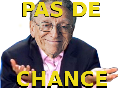 Sticker risitas pas de chance larry silverstein tours wtc 911