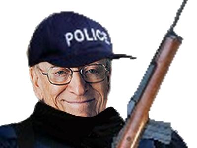 Sticker other larry silverstein police chance