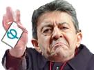Sticker politic melenchon meluche fi