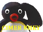 Sticker other cimer pingu pinguin