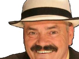 Sticker risitas faceapp sourire chapeau