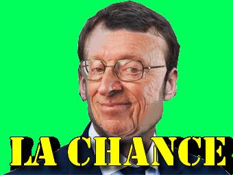 Sticker risitas la chance macron president larry silverstein etoile tour 911