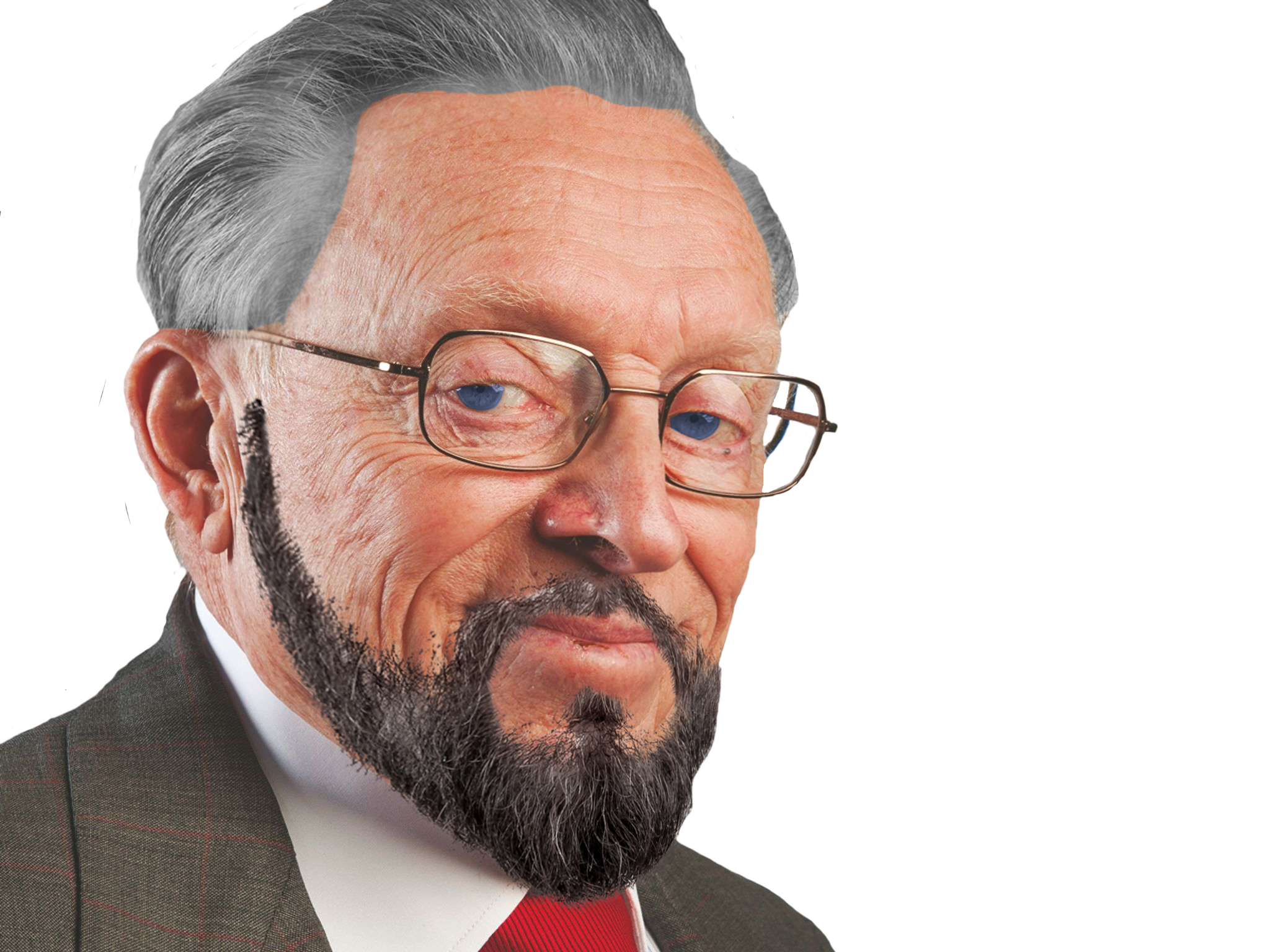 Sticker larry silverstein barry goldenbourg