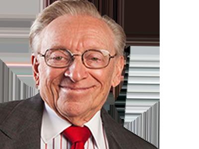 Sticker politic larry silverstein sourire
