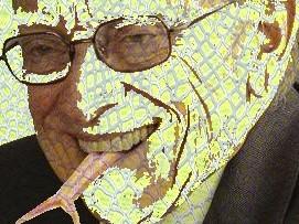 Sticker vipere serpent larry silverstain silverstein tire langue fourchue cache camoufle la chance mosaique