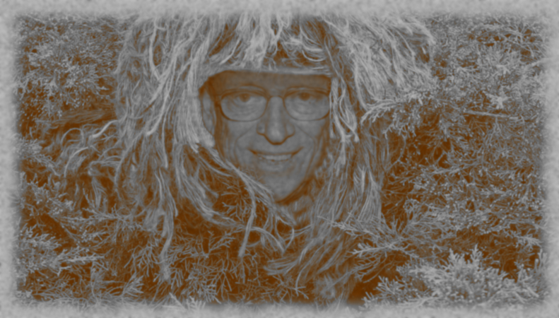 Sticker other larry silverstein la chance vieille camoufle madame femme agee agee fantome