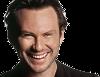 Sticker other christian slater acteur amerique americain usa visage sourire