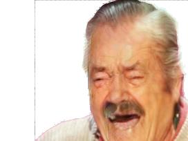 Sticker risitas vieux faceapp classic original rire vieillard papy