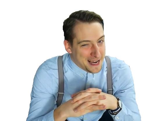 Sticker msf clin oeil souillon math se fait des films sous entendu devinette indice chemise bleue bretelles
