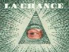 Sticker other larry la chance illuminati
