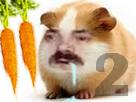 Sticker risitas cochon dinde hamster rongeur deu sucres gilbert flic police cute mignon adorable atome