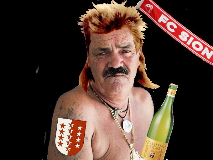 Sticker risitas suisse alcool nue