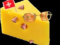 Sticker risitas larry nez suisse