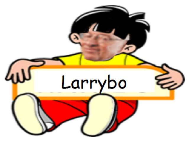 Sticker risitas larry haribo larrybo bonbon