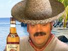 Sticker risitas antilles martinique guadeloupe iles caraibes guyane bakoua rhum